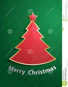vector christmas tree design stock photography image