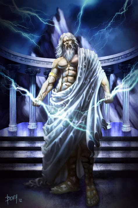 zeus the zeus the god facts about ancient mythology