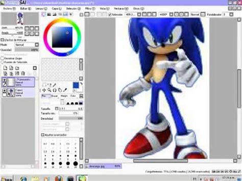 paint tool sai tutorial como usar tutorial como utilizar paint tool sai espa 241 ol 2013 link de