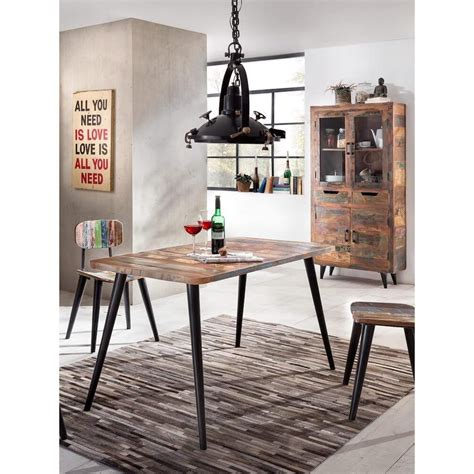 Dining Room Tables Miami Reclaimed Dining Table And Chairs Made From Reclaimed Boat Wood