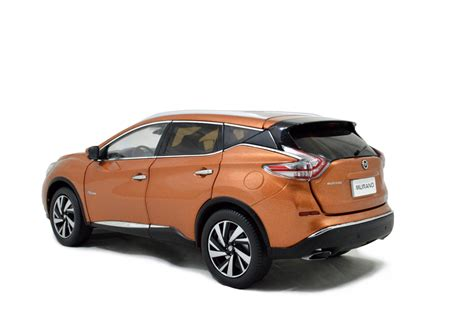 nissan murano model nissan murano 2015 1 18 scale diecast model car wholesale
