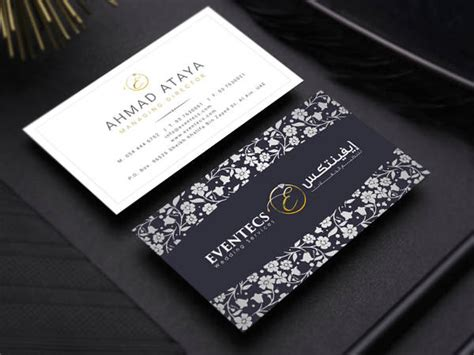 luxury business card template free 26 beautiful luxury business card free premium templates