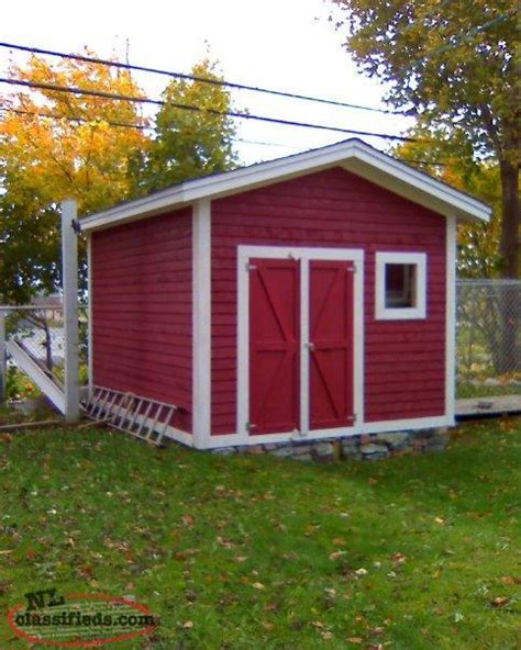Garden Sheds And Garages by Custom Quality Built Sheds Barns And Garages St