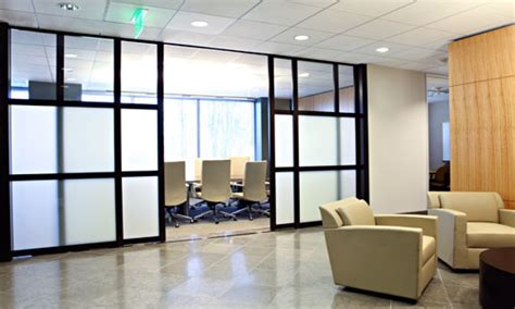 interior partitions for homes architectural sliding doors glass wall conference room