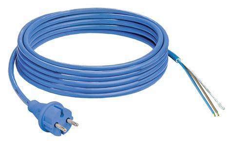 le anschließen kabel elpur speciale h07bq f met trekontlasting