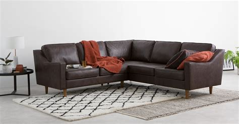 sofas in oxford dallas corner sofa oxford brown premium leather made com