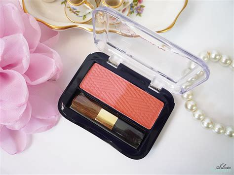 Varian Eyeshadow Viva viva blush on duo no 01 silver treasure on a budget