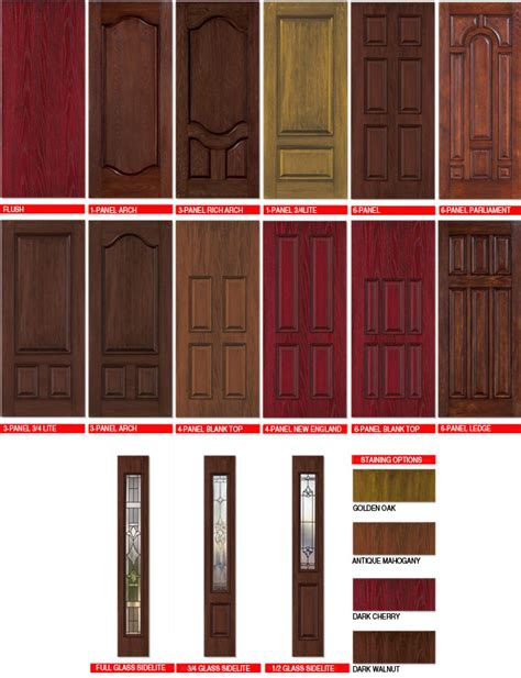 How To Stain A Fiberglass Exterior Door Fiberglass Entry Doors