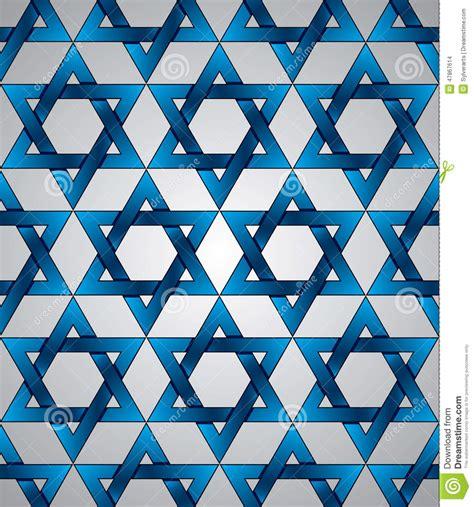 pattern vector star star of david seamless pattern stock vector image 47867614