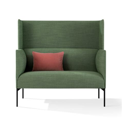 back to back sofas talk sofa high back by jonas ihreborn business interiors