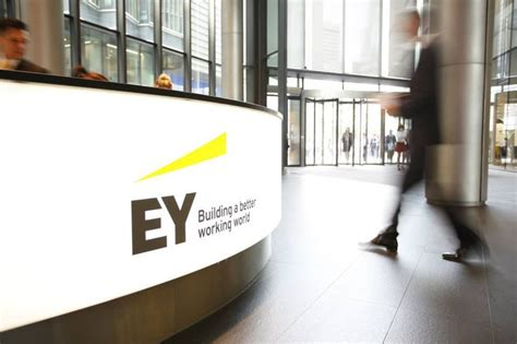Ey Office by March Of The Accountants Part 3 Ey Gains Abs License