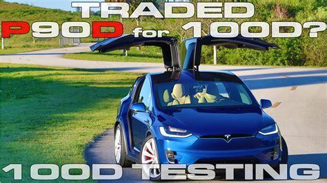 dragtimes news tesla model x 100d performance testing 0