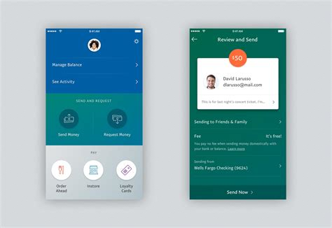 layout in app design paypal relaunches its mobile apps with minimal new design