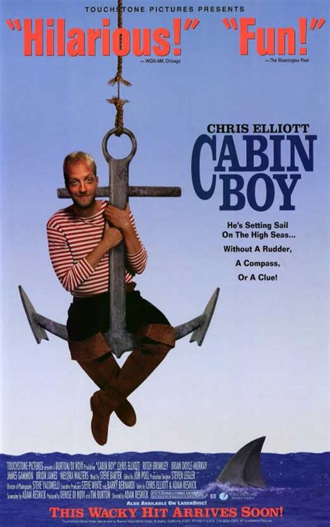 Cabin Boy by Cabin Boy Posters From Poster Shop