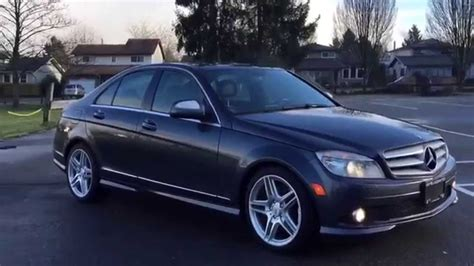 mercedes 2008 c350 2008 mercedes c350 4matic for sale in langley bc