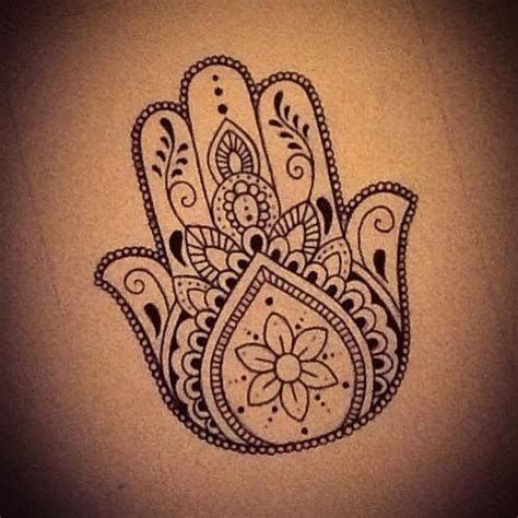 fatima s hand henna tattoo 25 best ideas about hamsa on hamsa