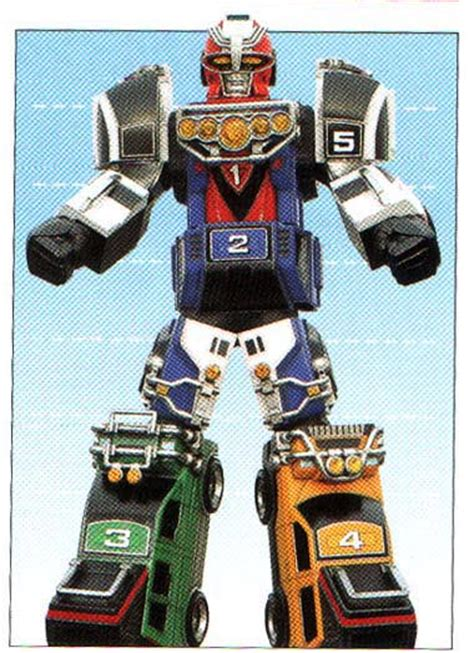 Megazord Turbo Daizyujin Turbo Base Power Ranger turbo megazord rangerwiki the sentai and power rangers wiki