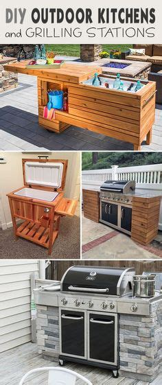 diy outdoor food prep http www countryloghomes ca images pergola cottage2 jpg