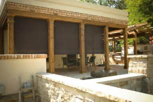Sun Shades For Outdoor Patios by Sun Control Screens And Insolroll Shades Broadview Screen