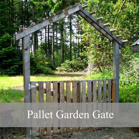 Garden Gate Trellis Gates From Pallets On Pallet Gate Baby Gates