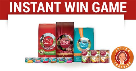 About Instant Win - purina instant win game julie s freebies