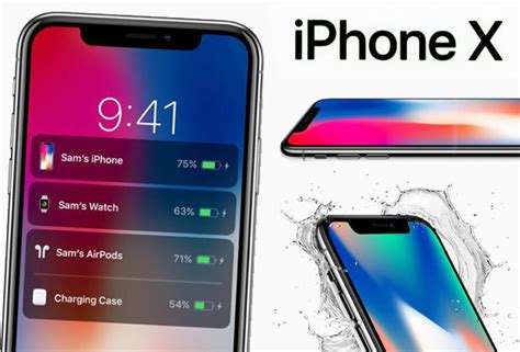 apple iphone x release date price and amazing new specs revealed daily