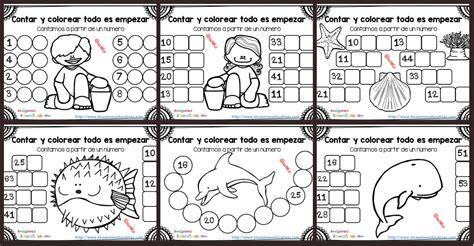 imagenes educativas cuenta y relaciona contar y colorear todo es empezar imagenes educativas