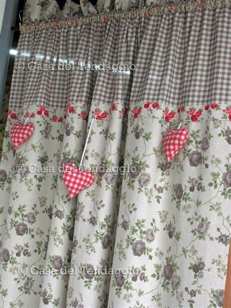 Tendaggi Stile Provenzale - tende stile country provenzale simple tende da cucina