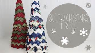 No Sew Christmas Tree You Have To See No Sew Quilted Christmas Tree By Rachel
