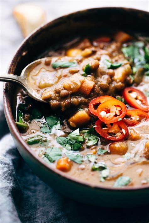 Http Www Favehealthyrecipes Cooker Soup Recipes Cooked Detox Soup by Lentil Sweet Potato Soup Cooker