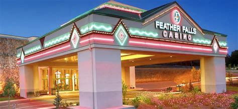 feather falls casino entertainment feather falls casino about us