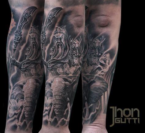 geisha elephant tattoo geisha elephant tattoo best elephant 2017