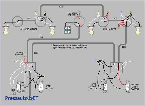 3 way and 4 wiring diagrams with lights do inside
