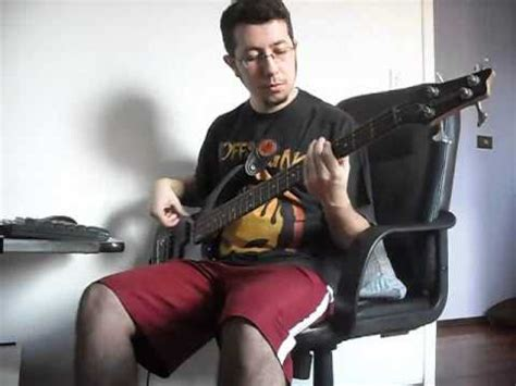 the offspring the end of the line bass cover by murilo youtube