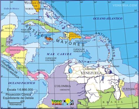 imagenes satelitales mar caribe mapa del mar caribe venemia