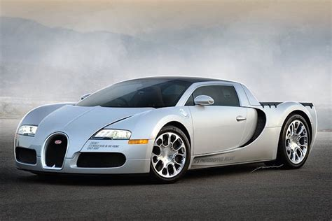 Imagine If The Bugatti Veyron Were A Truck