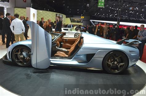 Koenigsegg Regera At The 2015 Geneva Motor Show