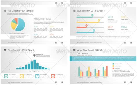 14 Great Powerpoint Templates For Annual Report Design Freebies Report Powerpoint Template