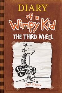 diary of a wimpy kid third wheel book report diary of a wimpy kid 7 to be titled the third wheel