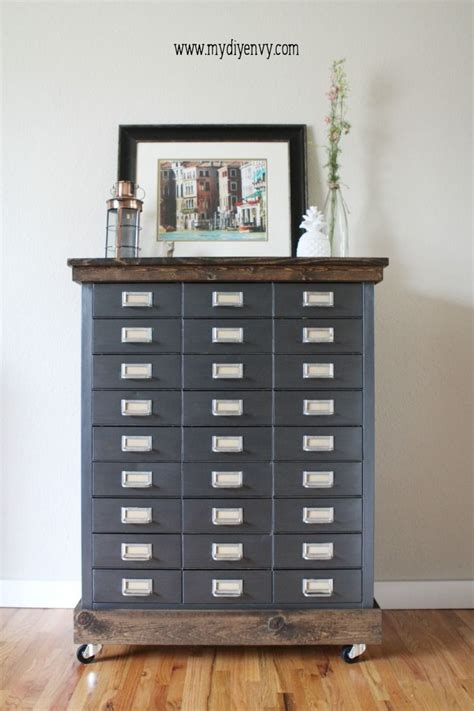 how to paint a filing cabinet 17 best ideas about painted file cabinets on