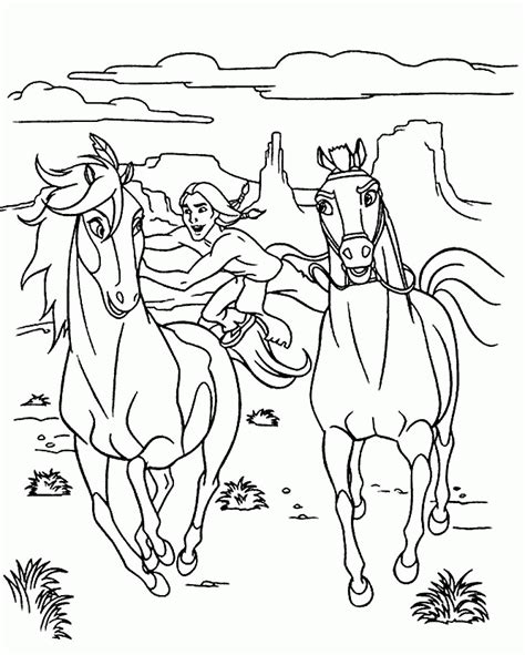 coloring page spirit coloring pages 5