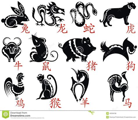 chinese zodiac tattoos zodiac tribal www pixshark