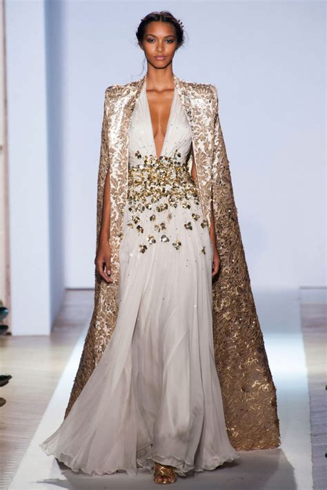 Designing Couture In The City Fashion by Zuhair Murad 2013 Couture The Cut