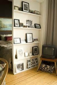 Thin Display Shelf Diy Idea Thin Display Shelf As Room Divider