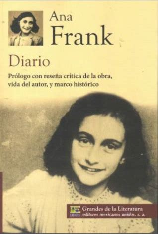 ana frank diario anne frank ana frank diario by anne frank reviews discussion bookclubs lists