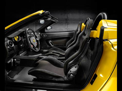 ferrari yellow interior pin yellow ferrari 16m scuderia spider all car wallpapers