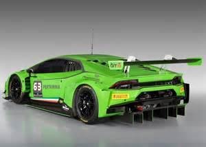 Lamborghini Gt3 Race Spec Lamborghini Huracan Gt3 Revealed Gaadi