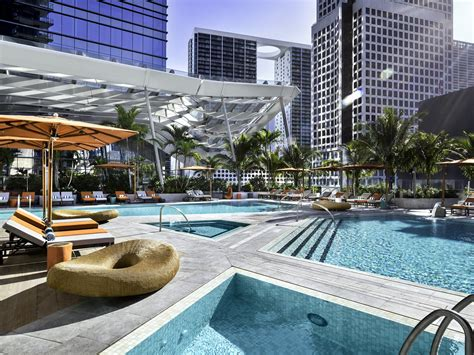 lifestyle hotel in brickell east miami