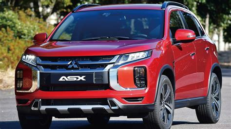 Mitsubishi Rvr 2020 mitsubishi reveals 2020 rvr before geneva debut