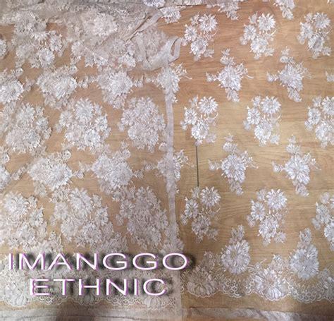 cara memotong kain brukat sejarah jenis kain kain brokat imanggo ethnic